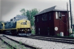 CR (PRR) Tiffin Twr  Tiffin,Oh  1996